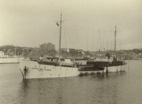 Navio à linha Capitão José Vilarinho
