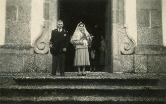 Casamento por procuração de Maria Ascensão Castanheira