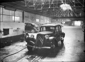 Garagem Citroën