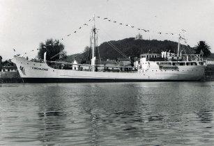 """Entrega ao armador do navio """"Funchalense"""""""