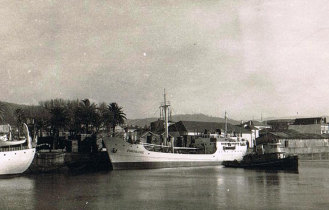 """Entrega ao armador do navio """"Funchalense"""
