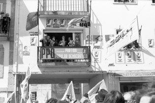 Campanha do PPD com Sá Carneiro