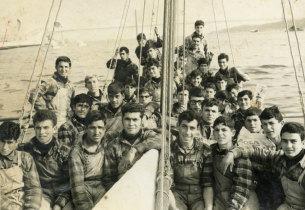 Formação da Escola de Pesca