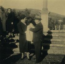 Batizado de Maria Luísa Monteiro da Cruz