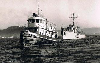 "Entrega do navio patrulha ""Brava"""