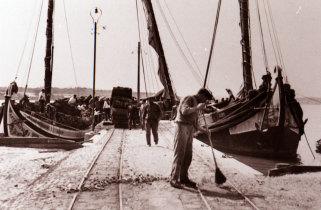 Barcos no Cais