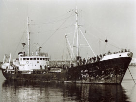 Navio Rio Lima