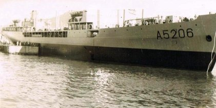 """Entrega do navio """"S.Gabriel"""""""