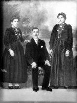 Antónia, Manuel António e Glória