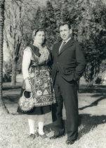 Alzira e Manuel da Casa do Cerqueiro