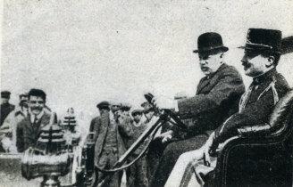 Infante D. Afonso em Caminha