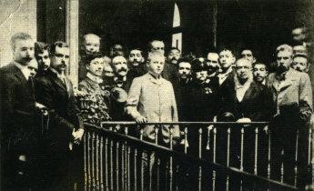 O Príncipe D. Luís Filipe em Monção