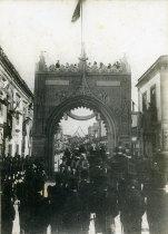 Chegada do rei D. Carlos a Viana