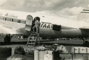 Chegada a Timor