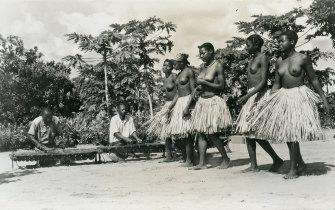 Festa em Timor