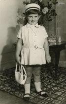 Retrato de Filomena Maria Braga