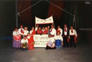 Grupo de emigrantes