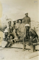 Trabalhadores na Costa do Marfim