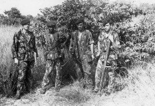 Militares na Guiné