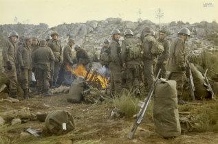 Soldados do RI 13