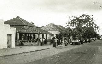 Mercado em Santo António do Zaire