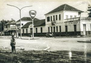 Rua em Ambrizete