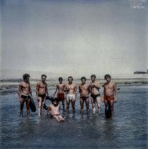 Banho no Mar Vermelho