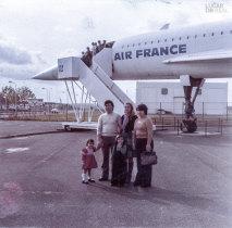 Réplica do Concorde