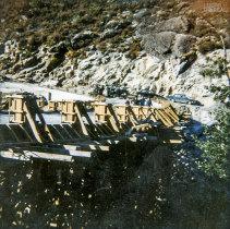 Cofragem de ponte