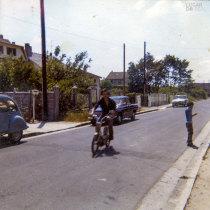 A primeira motorizada