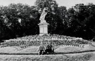 Jardim do Castelo de Saint-Germain-en-Laye