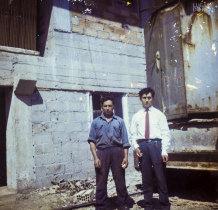 Fernando Pires e Manuel António Pires