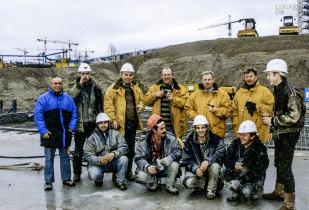 Equipa de trabalhadores