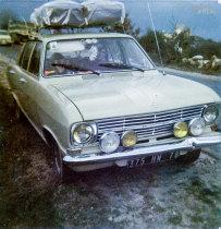 Carro de José de Oliveira