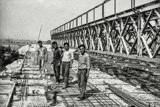 Construção de uma ponte