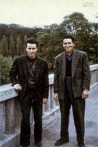 Manuel Pinheiro e Manuel Augusto