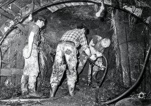 Escavação de túnel