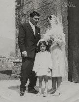 Casamento de Cândido Paredes e Rosalina Esteves Vaz