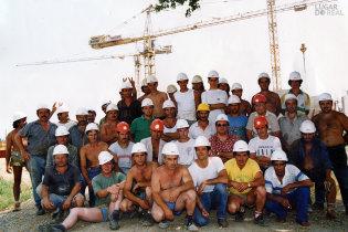 Trabalhadores melgacenses