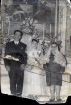 Casamento de Lurdes Alves