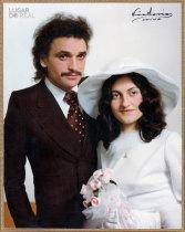 Retrato do casamento