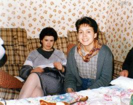 Irmãs emigradas em França