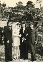 Casamento de Justino Pires e Leonor Rodrigues