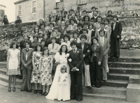Casamento de Fernanda Domingues e Manuel Pereira