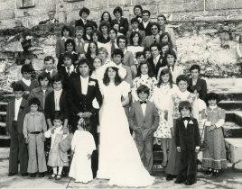 Casamento de Maria Pires e Armando