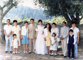 Casamento de Armando Pires e Guilhermina