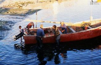 Carregar o barco