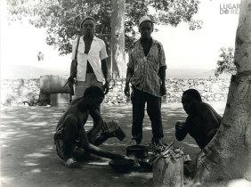 Habitantes de Cabo Delgado
