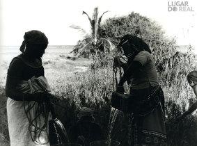 Habitantes de Nacala