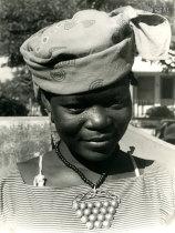 Mulher de Nampula
